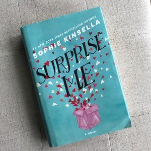 Sophie Kinsella Surprise Me Hardcover